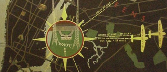 WNYC Transmission Mural