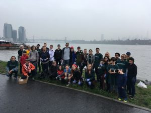 Riverkeeper Sweep at Transmitter Park